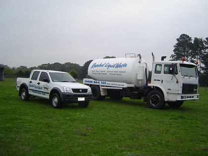Rosebud Liquid Waste - Septic Tank Cleaning Service